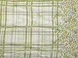 bestickt Grenze Print Baumwolle & Seide Kleid Stoff,