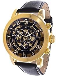Lindberg & Sons Reloj automático Man Azteca 38 cm