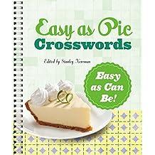 Easy as Pie Crosswords: Easy as Can Be! (Easy as Pie Crosswords)