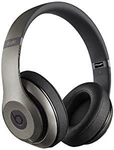 Beats by Dr. Dre Studio Wireless Over-Ear Headphones - Titanium
