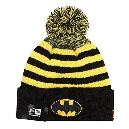 NEW ERA Bonnet bonnet D' HIVER Casquette Unisexe Oakland Raiders Yankees de New York Batman Superman Marvel etc. - Batman #Z16, one size