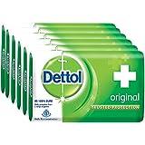 Dettol Original Soap - 125 g (Pack of 6)