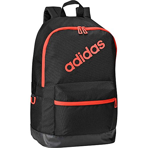 Imagen de adidas neo  backpack daily, hombre, black/sored, talla única alternativa