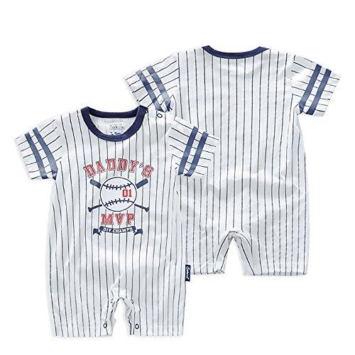 Traje Ropa Bebé niños recién Nacidos Batas Verano