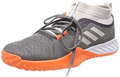 adidas Crazytrain Pro 3.0 TRF, Chaussures de Fitness Homme, Gris (Carbon/Core Black/Talc), 48 EU