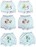 Lenity Girls Penties (Pack of 6)