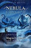 Nebula Convicto. Grayson Steel und die magische Hanse von Hamburg: Fantasyroman - Torsten Weitze