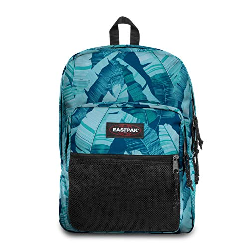 Eastpak Pinnacle Zaino, 42 cm, 38 L, Blu (Brize Banana)