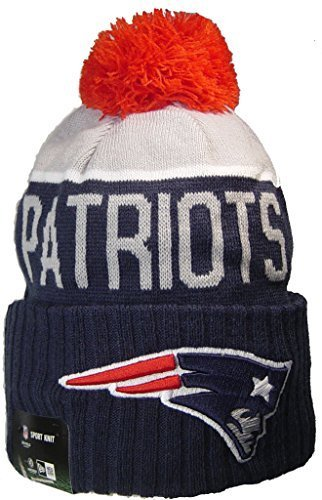 New England Patriots Hat Knit Beanie Jersey Hoodie T-Shirt Flagge Gear Apparel von Offiziell von der NFL