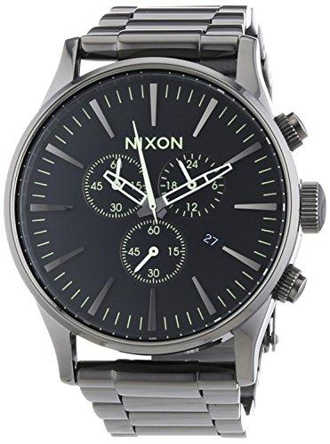 nixon-sentry-chrono-reloj-de-cuarzo-color-negro