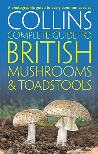 Collins Complete British Mushrooms and Toadstools: The essential photograph guide to Britain's fungi (Collins Complete Guides) por Paul Sterry