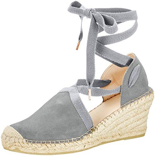Schuhe Fred de la Bretoniere Damen Ballerina Espadrilles