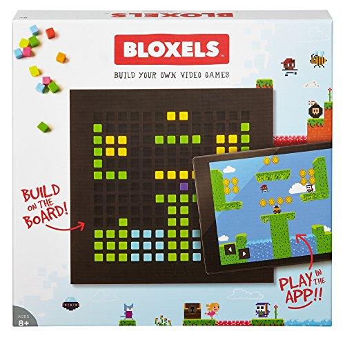 Bloxels - Juego crea tus propios videojuegos (Mattel FFB15)