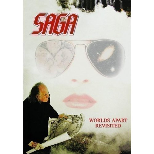 Saga - Worlds Apart Revisited/Ltd. (2DVD + DCD) [Limited Edition] - Fusion Pal