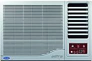 Carrier 1 Ton 3 Star Window AC (Copper 12K Estra R22 CAW12ES3N8F1 White)