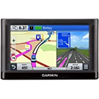 """Garmin nuvi 65LM 6"""" Sat Nav with UK and Ireland Maps and Free Lifetime Map Updates"""