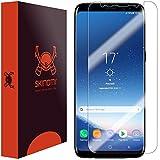 Skinomi TechSkin–Protecteur d'écran (Protecteur d'écran, Samsung, Galaxy S8+, 1pièce (s))