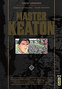 Master Keaton Edition simple Tome 9