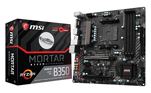 MSI B350M Mortar (AMD)