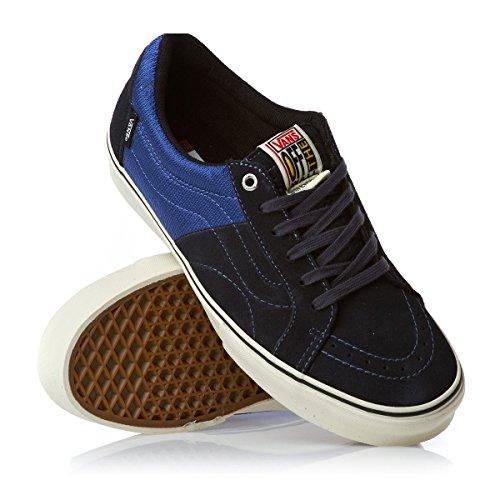 Vans Av Native American Low Athletisch Turnschuhe Sneakers Herren Sport Schuhe Navy Mesh