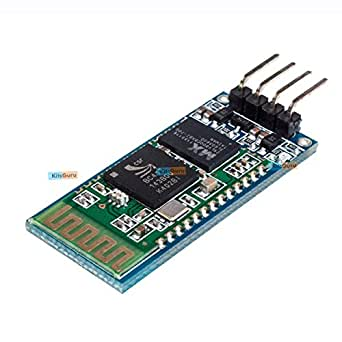 KitsGuru KG036 Ttl Hc06 Bluetooth Module Slave Upgrade of Hc05 Kg036