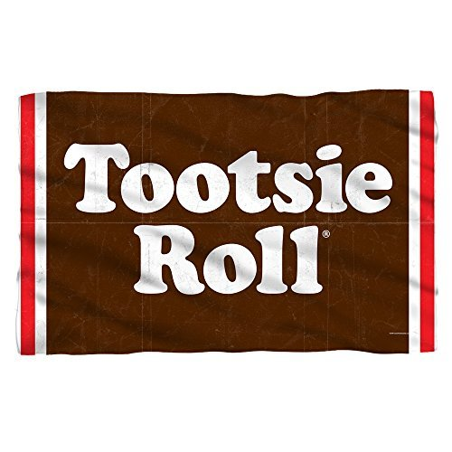 tootsie-roll-wrapper-sublimation-fleece-blanket-by-tootsie-roll