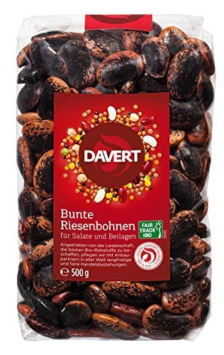 Davert Bio Bunte Riesenbohnen (1 x 500 gr)