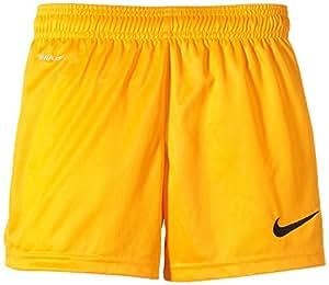 Nike Jungen Shorts Park Knit WB Junior, University Gold/Black, XL, 448262-739