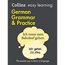 Easy Learning German Grammar and Practice (Collins Easy Learning)