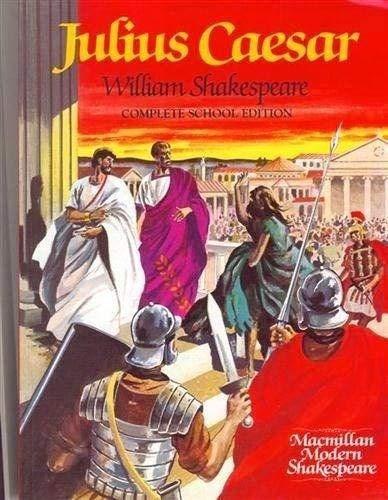 Mmsmpo Julius Caesar (Macmillan modern Shakespeare)