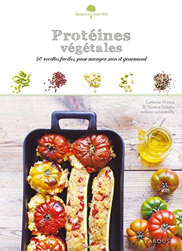 Protéines végétales par Catherine Moreau