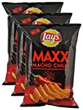 #2: Hypercity Combo - Lay's Maxx Potato Chips Macho Chilli Flavour, 58g (Pack of 3) Promo Pack