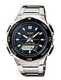 Casio Youth Analog-Digital Black Dial Men's Watch - AQ-S800WD-1EVDF (AD170)