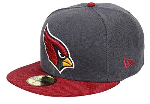 New Era 59Fifty BALLISTIC Cap - Arizona Cardinals - 7 (Nfl Trikot Fitzgerald)