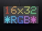 Adafruit m RGB LED-Matrix