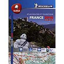 France 2016 Atlas - A4 Multiflex (Michelin Tourist and Motoring Atlases)