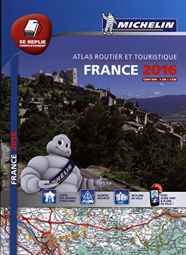 Atlas France 2016 Multiflex Michelin