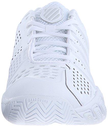 K-Swiss KS Bigshot Light 2.5, Sneaker Donna Bianco