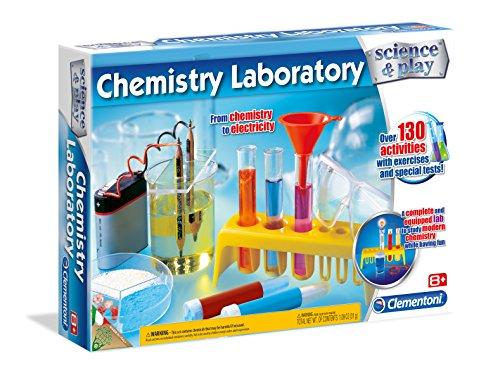 Wissenschaft & Play Chemie Labor