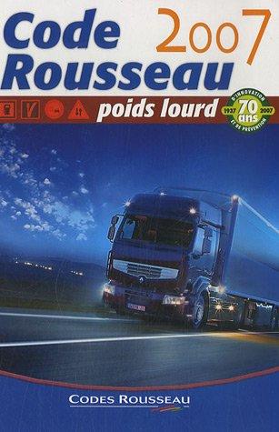 Transport de marchandises Rousseau