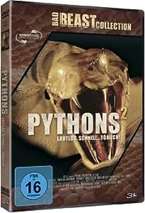 Pythons 2 - Lautlos, schnell, tödlich! (Bad Beast Collection)