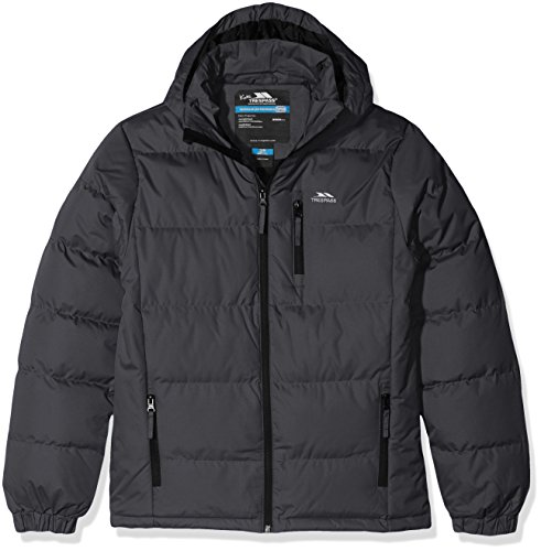 Trespass Boys' Tuff Warm Padded Windproof Jacket