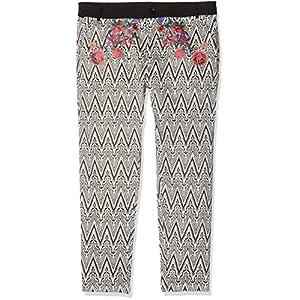 Desigual Pant_aroa, Pantalones para Mujer