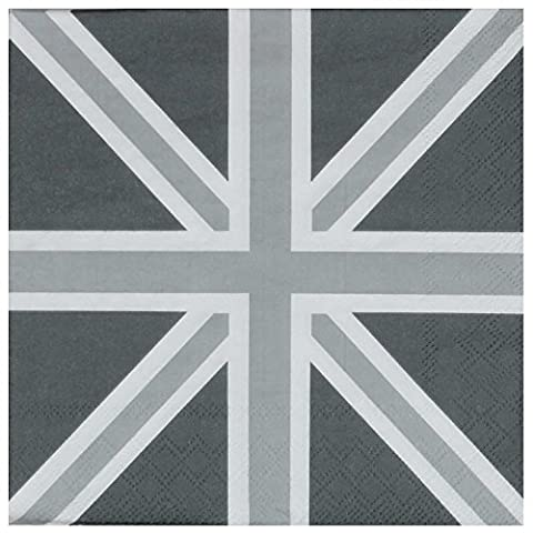 Table Decoration Paper Napkins with Value Pack (Pack of 40)
