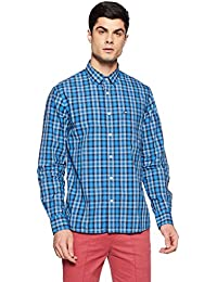 Arrow Sports Men's Checkered Slim Fit Casual Shirts at FLat 70% OFF low price image 3