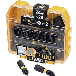 DeWalt DT70555T-QZ Set of 25 Impact Torsion Bits Ph225mm