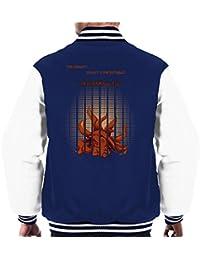 Im Not Chibi Tatsumaki One Punch Man Men's Varsity Jacket