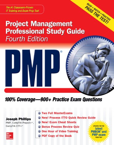 PMP Project Management Professional Study Guide, Fourth Edition (Certification Press) (English Edition) - Integration Kit