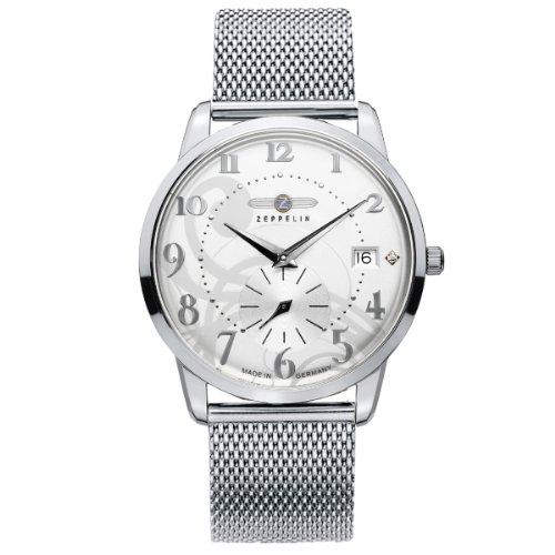 Zeppelin Watches - 7337M1 - Montre Femme - Quartz Analogique - Bracelet Acier Inoxydable