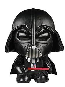 Funko - Peluche Star Wars - Darth Vader Fabricación 15cm - 0849803047849 - Peluche Funjo Star Wars Darth Vader (15 cm)